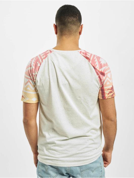 Just Rhyse T-Shirt Port Salerno weiß