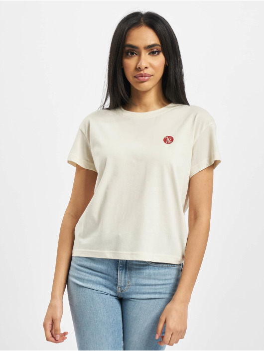 Just Rhyse T-Shirt Beverly Hills weiß
