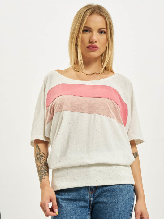 Just Rhyse T-Shirt Iona weiß