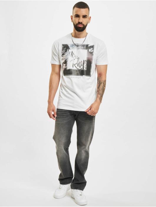 Just Rhyse T-Shirt Langebaan weiß