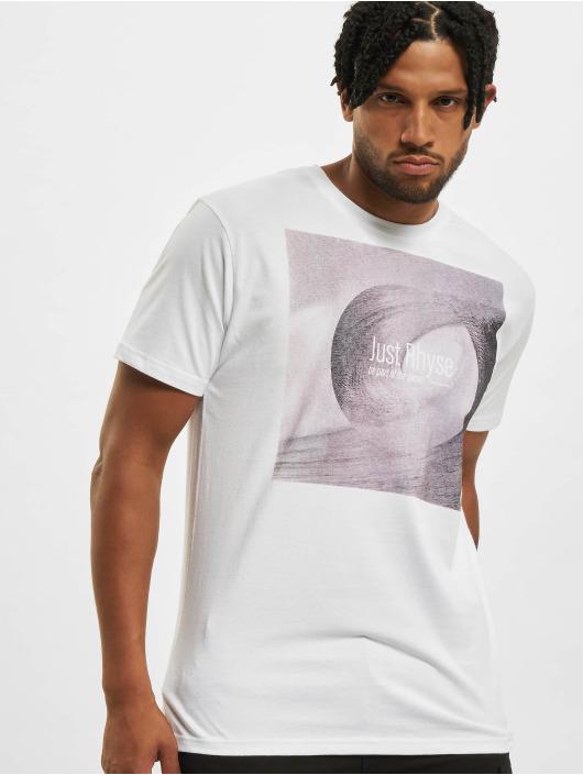 Just Rhyse T-Shirt Arniston weiß