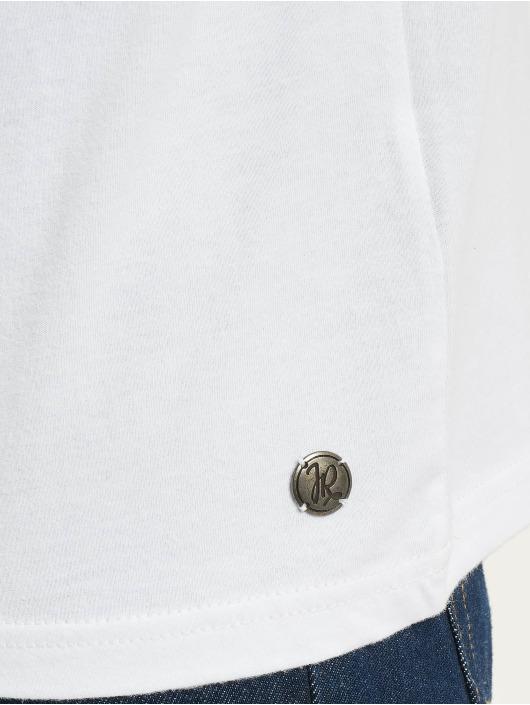 Just Rhyse T-Shirt Albertina Raglan T-Shirt weiß