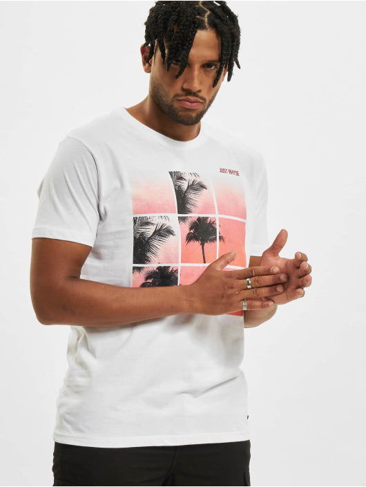 Just Rhyse T-Shirt Ceu weiß
