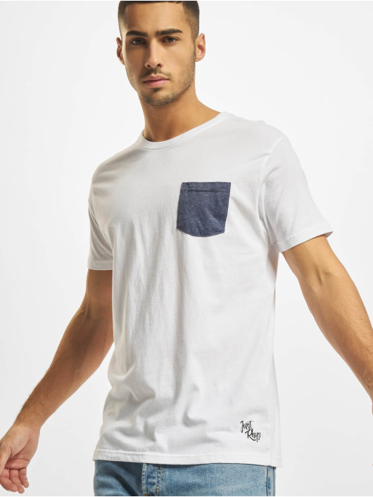 Just Rhyse T-Shirt Claro weiß