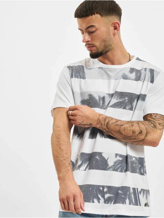 Just Rhyse T-Shirt Ponta weiß