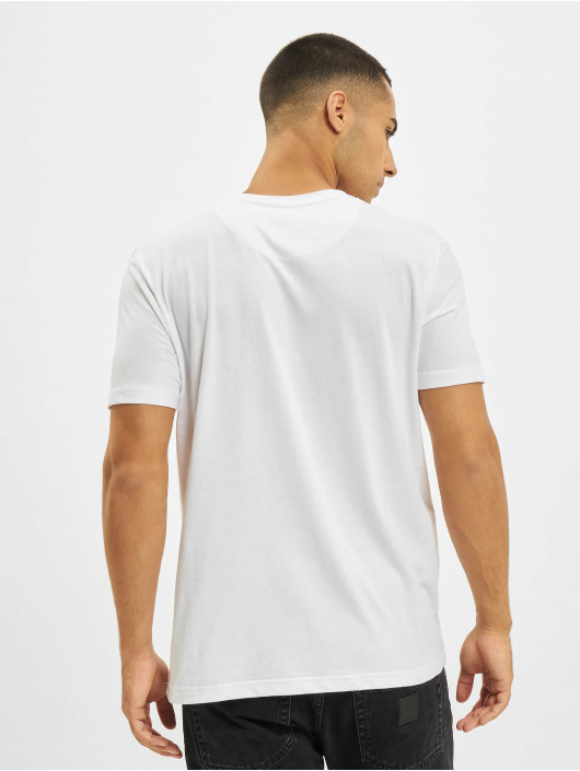 Just Rhyse T-Shirt Canoa weiß