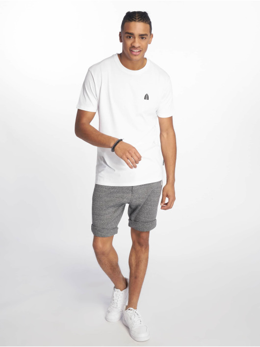 Just Rhyse T-Shirt Beverly Hills white