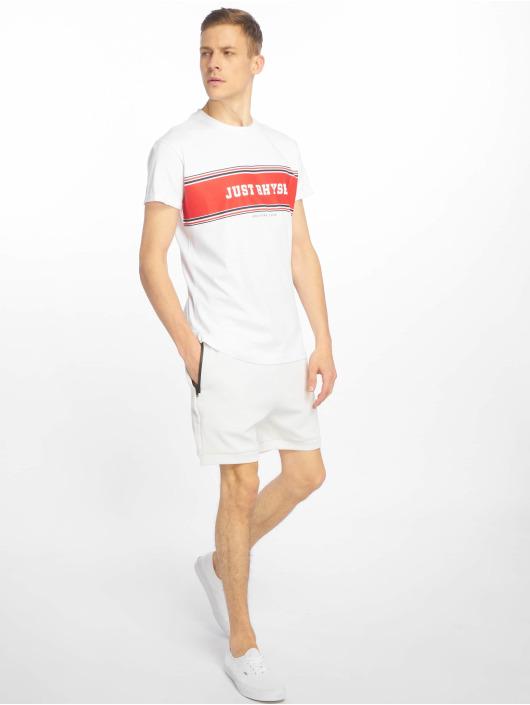 Just Rhyse T-Shirt Key Largo white