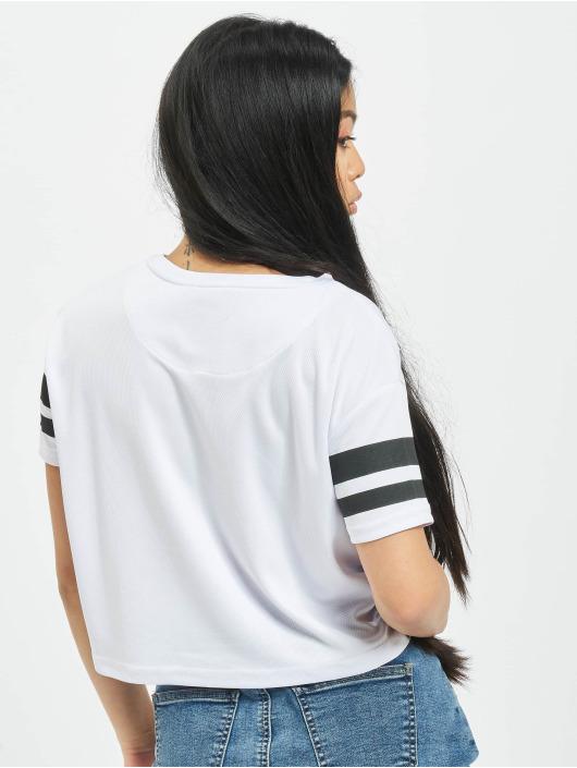 Just Rhyse T-Shirt Santa Rosa white