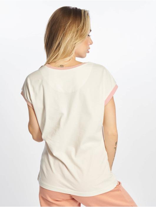 Just Rhyse T-Shirt Coconut Club white