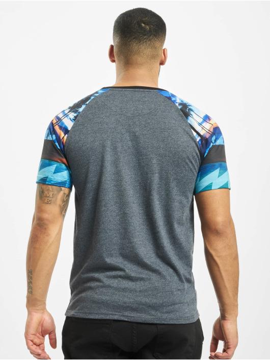 Just Rhyse T-shirts Port Salerno grå