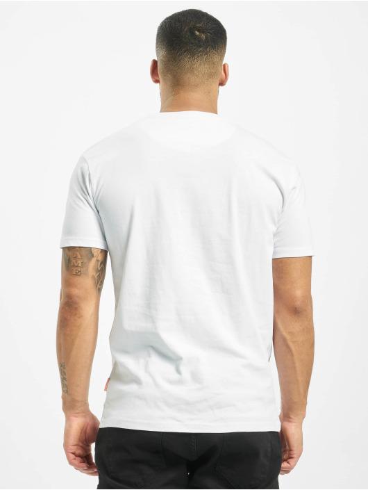 Just Rhyse T-shirts San Mateo hvid