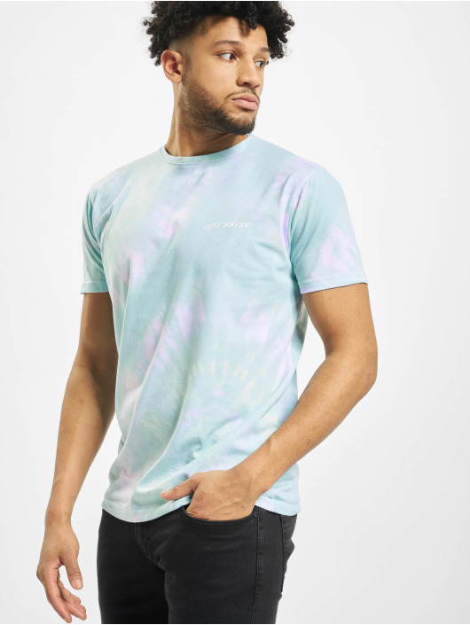 Just Rhyse T-shirts Agua Buena mangefarvet