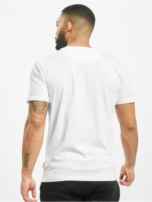 Just Rhyse T-Shirty Monteverde bialy