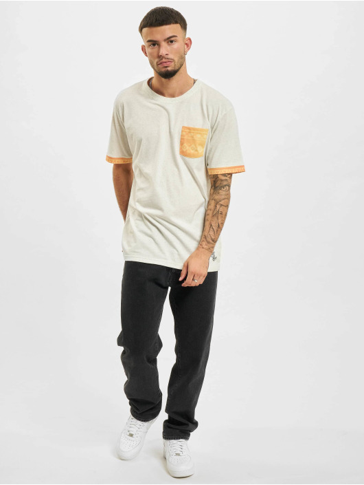 Just Rhyse T-Shirty Belem bialy