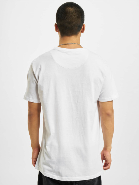 Just Rhyse T-Shirty Rafis bialy