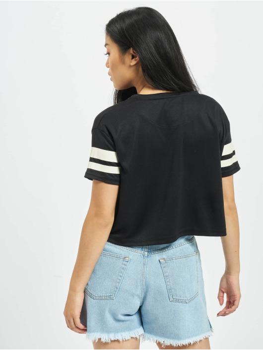 Just Rhyse T-Shirty Santa Rosa czarny