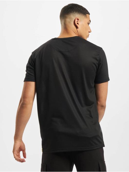 Just Rhyse T-Shirty Muna czarny