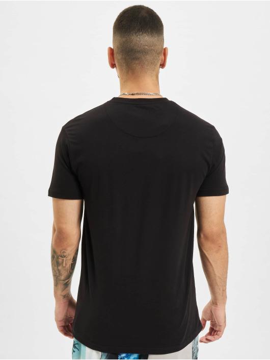 Just Rhyse T-Shirty Iguape czarny