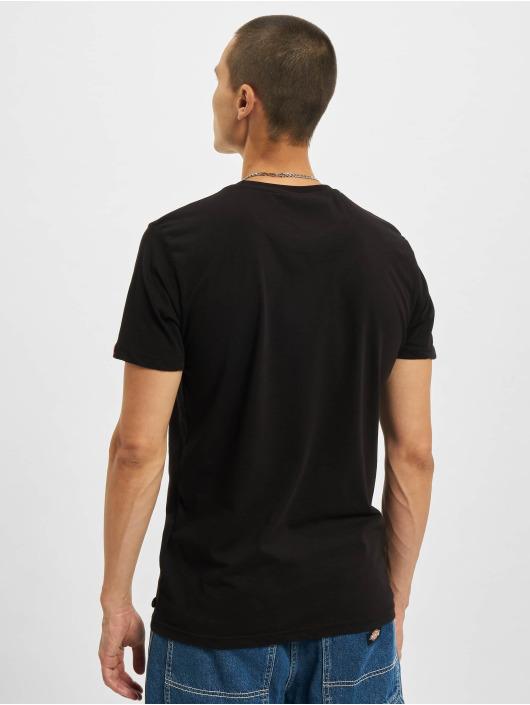 Just Rhyse T-Shirty Rafis czarny