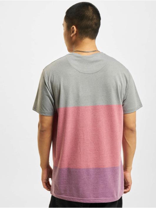 Just Rhyse T-Shirty Pacifico czerwony