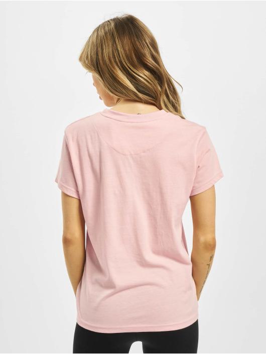 Just Rhyse T-Shirty San Simeon rózowy
