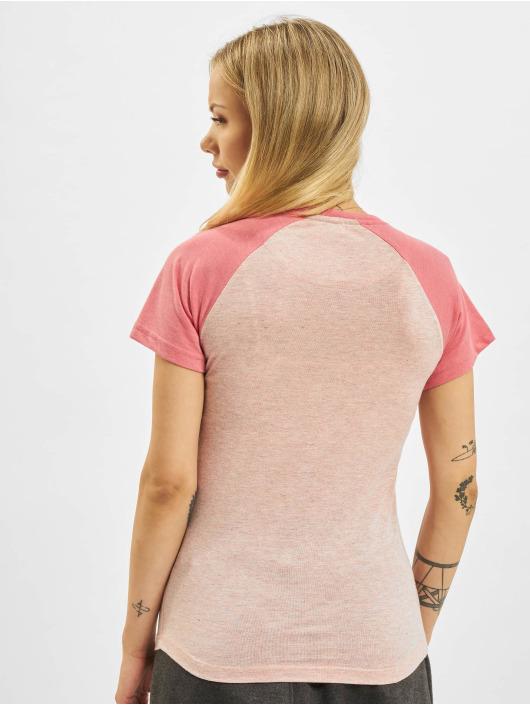 Just Rhyse T-Shirty Aljezur rózowy