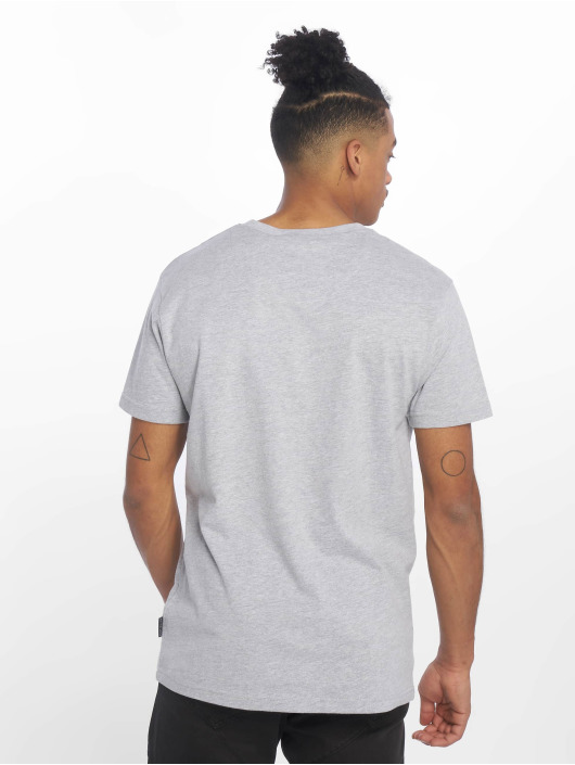 Just Rhyse T-Shirty Cape Coral szary