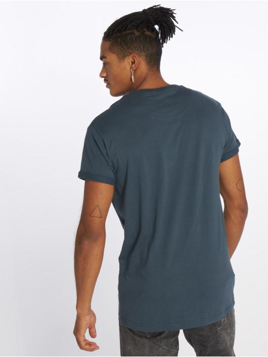 Just Rhyse T-skjorter Adventurer blå