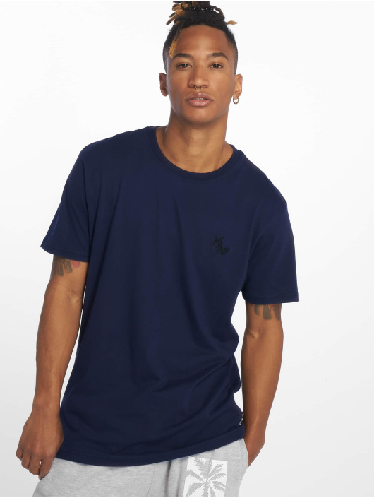 Just Rhyse T-skjorter Raiford blå
