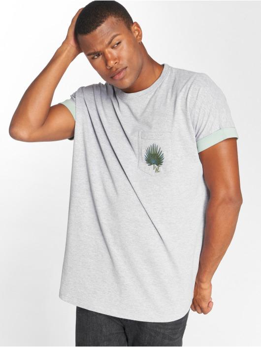 Just Rhyse T-skjorter Pinra grå
