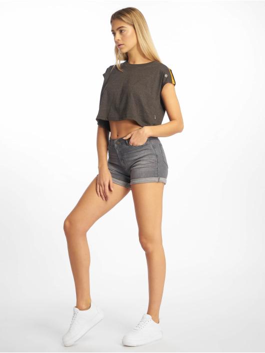 Just Rhyse T-skjorter Villamontes grå