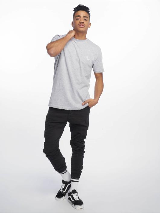 Just Rhyse T-skjorter Raiford grå