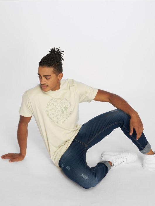 Just Rhyse T-skjorter Sant Lucia hvit