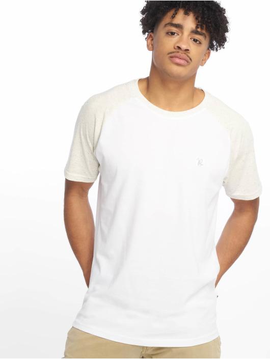 Just Rhyse T-skjorter Monchique hvit