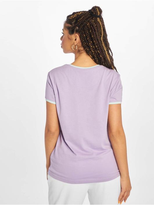 Just Rhyse T-skjorter Santa Monica lilla