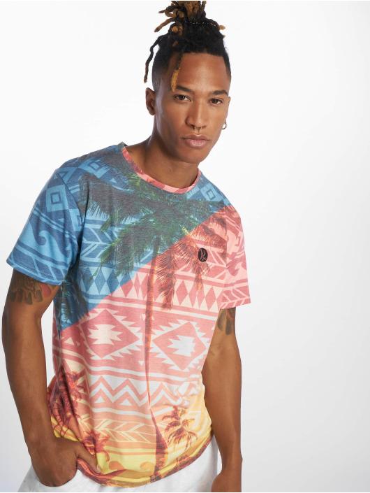 Just Rhyse T-skjorter Sunrise mangefarget