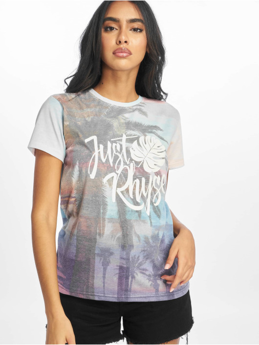 Just Rhyse T-skjorter Summerland mangefarget