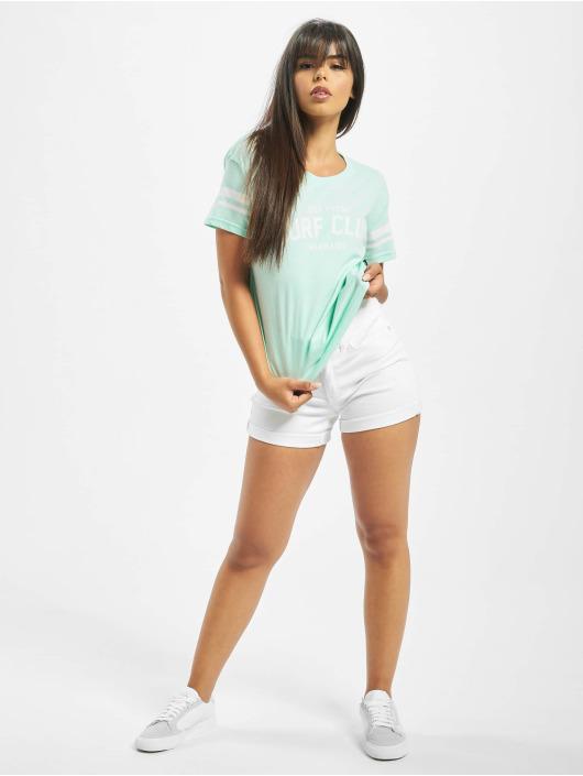 Just Rhyse T-skjorter Santa Ana turkis