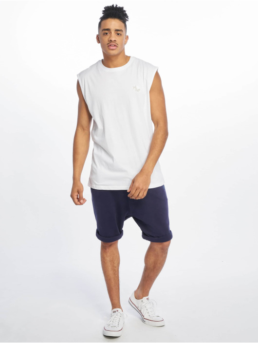 Just Rhyse Tank Tops Maytown bialy