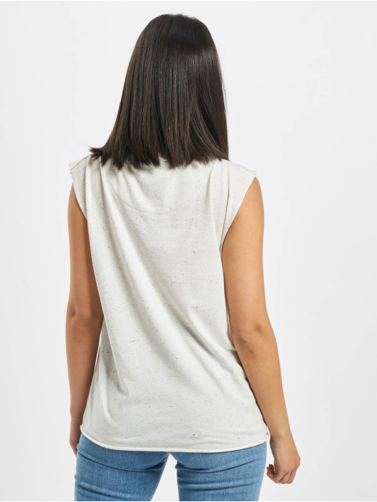 Just Rhyse Tank Tops Monola blanco