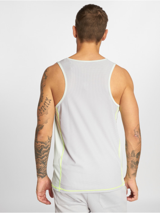Just Rhyse Tank Tops Perth Active blau