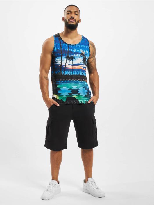 Just Rhyse Tank Tops Palm Coast blau