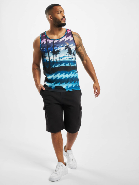 Just Rhyse Tank Tops Palm Coas bunt