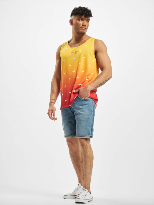 Just Rhyse Tank Tops Sunny Hills gelb
