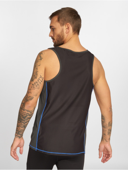 Just Rhyse Tank Tops Perth Active gris
