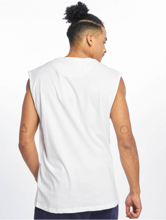 Just Rhyse Tank Tops Maytown white