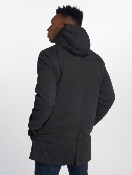 Just Rhyse Winter Jacket Granada black