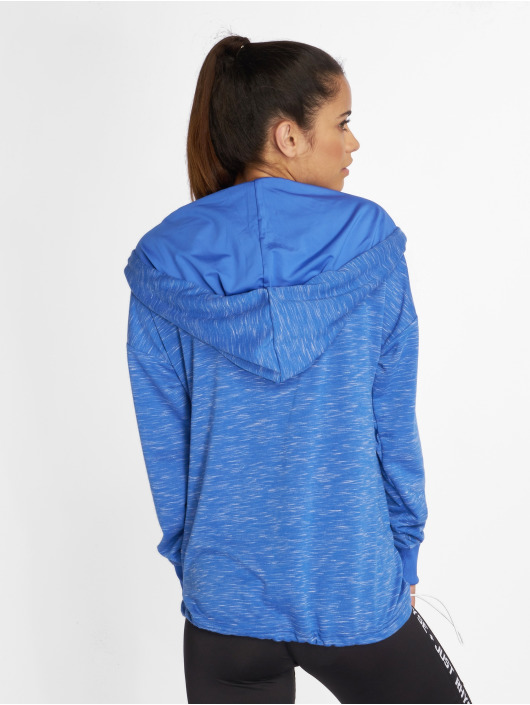 Just Rhyse Zip Hoodie Akatore Active blue