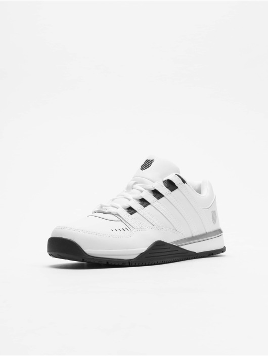K-Swiss Baskets Baxter blanc